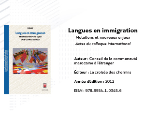 Langues en immigration