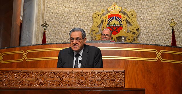 Parlement Laansar