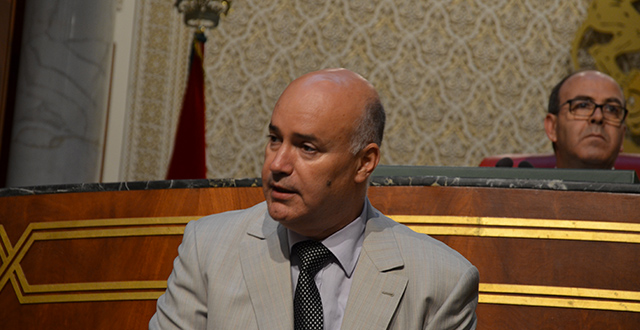 Parlement biro