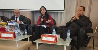 "Casablanca: The CCME takes part in a meeting on Morocco's ""economic model"""