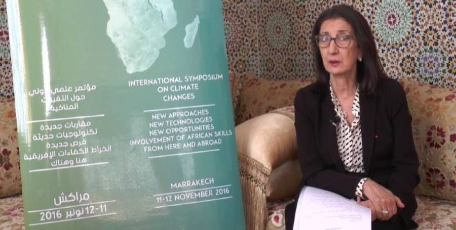 Interview with Mrs  avec Mme Amina Benkhadra, General Director of de the National Board of Hydrocarbons and Mines (ONHYM)