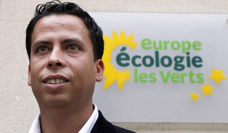 انتخاب منير الساطوري نائبا في البرلمان الأوروبي عن حزب الخضر الفرنسي