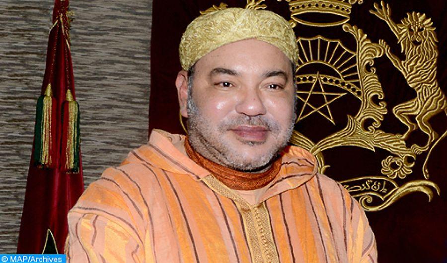 Discours de SM le Roi à l'occasion de la visite de Sa Sainteté le Pape François au Maroc