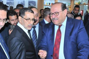The Prime minister opens the 25th Book Fair Edition of Casablanca