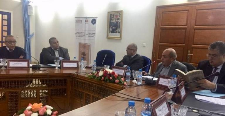 Souss-Massa : Introduction of the study « The State and the rights of its citizens living abroad »