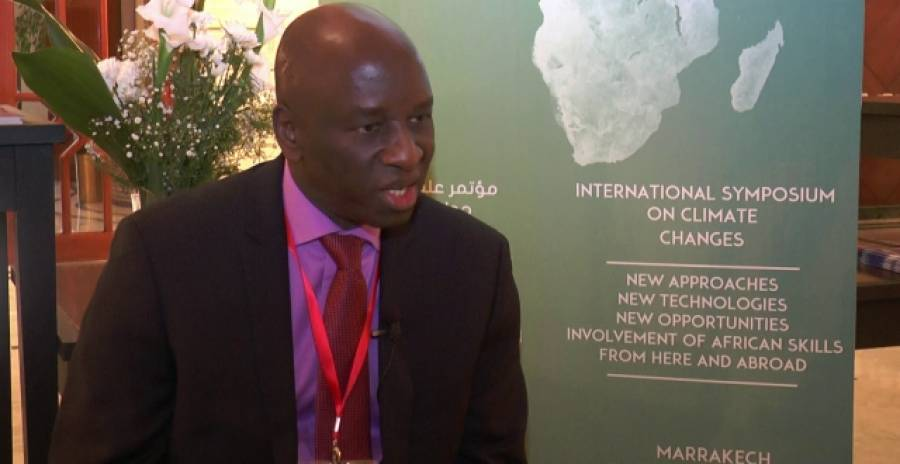 Entretien de M. Saramady TOURÉ, Ambassadeur de la Guinée au Canada