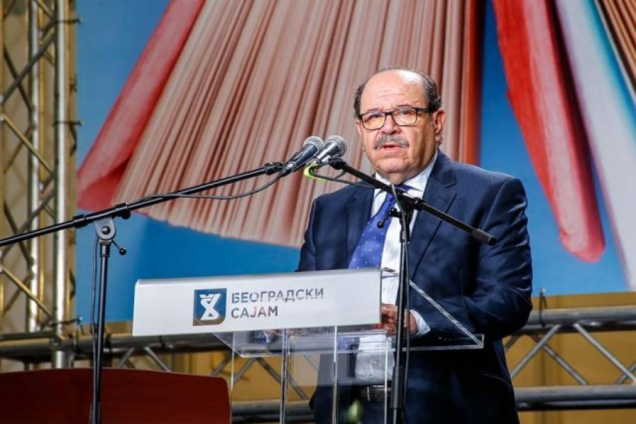 Belgrade : The Moroccan religious model guarantees coexistence between cultures and civilizations (Mr. Abdellah Boussouf)