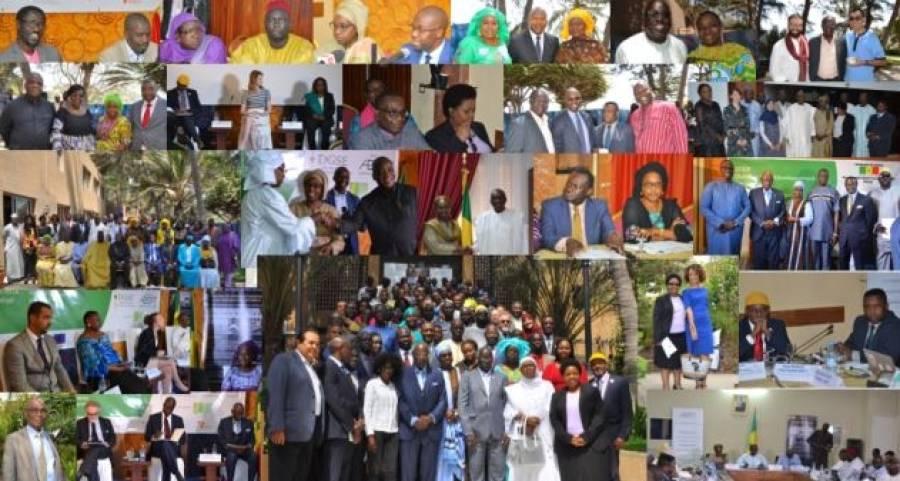 مشاركة مجلس الجالية في الحوار حول التنمية والجالية بدكار