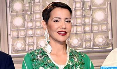 HRH Princess Lalla Meryem Chairs Ceremony in Marrakech to Celebrate International Women's Day