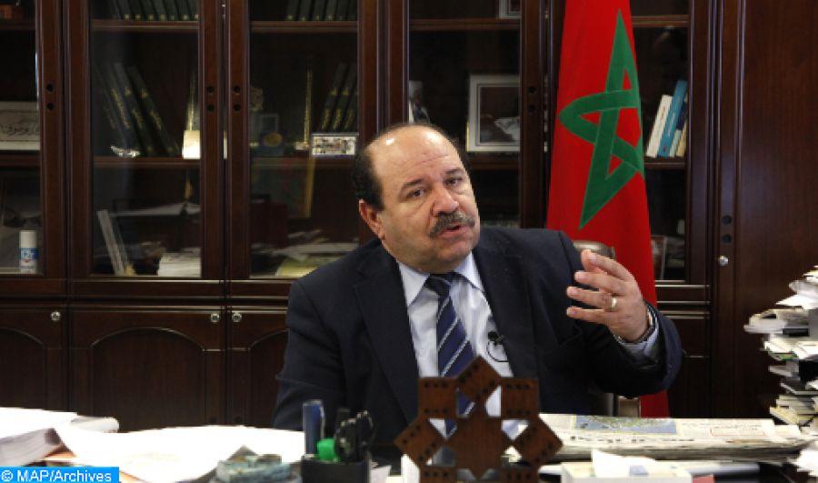 Une vraie politique publique à l'égard des Marocains du monde est une nécessité stratégique (M. Boussouf)