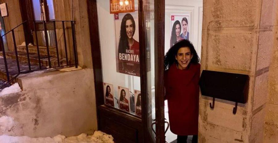 Canada : Rachel Bendayan remporte la circonscription d'Outremont