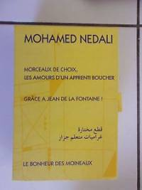 Coffret Mohamed Nedali