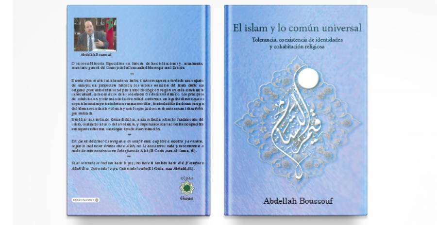 "Culture: ""Islam and the universal common"" of Abdellah Boussouf translated into Spanish"