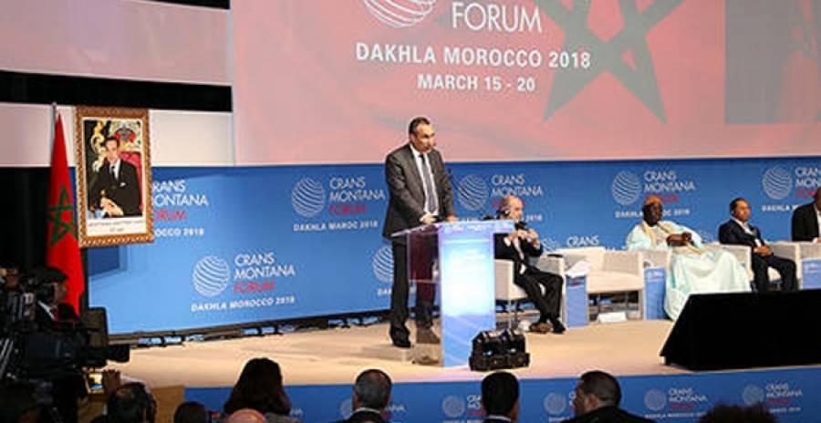 SM le Roi adresse un message aux participants au Forum Crans Montana (Texte intégral)