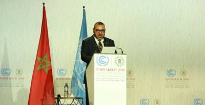 His Majesty the King's speech on the High level segment of the COP22