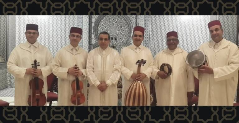 Montreal vibrates to the rhythm of Arab-Andalusian melodies brilliantly performed by Master Abdelfettah Bennis