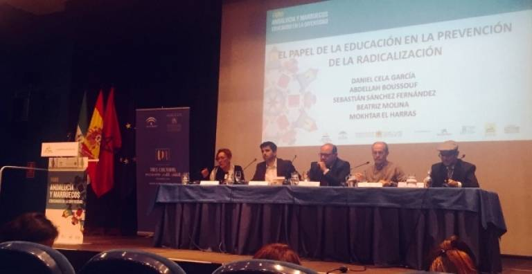 Sevilla: « We have to prevent extermism through the culture and identity of origin in Spanish schools » (Mr Abdellah Boussouf)