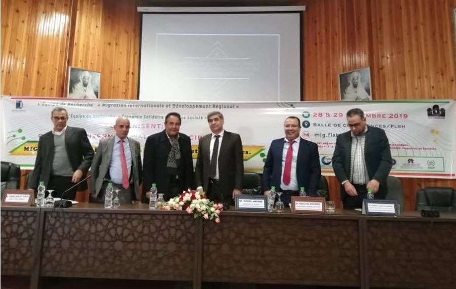 Signature d'une convention de partenariat entre le CCME et l'Université de Beni Mellal