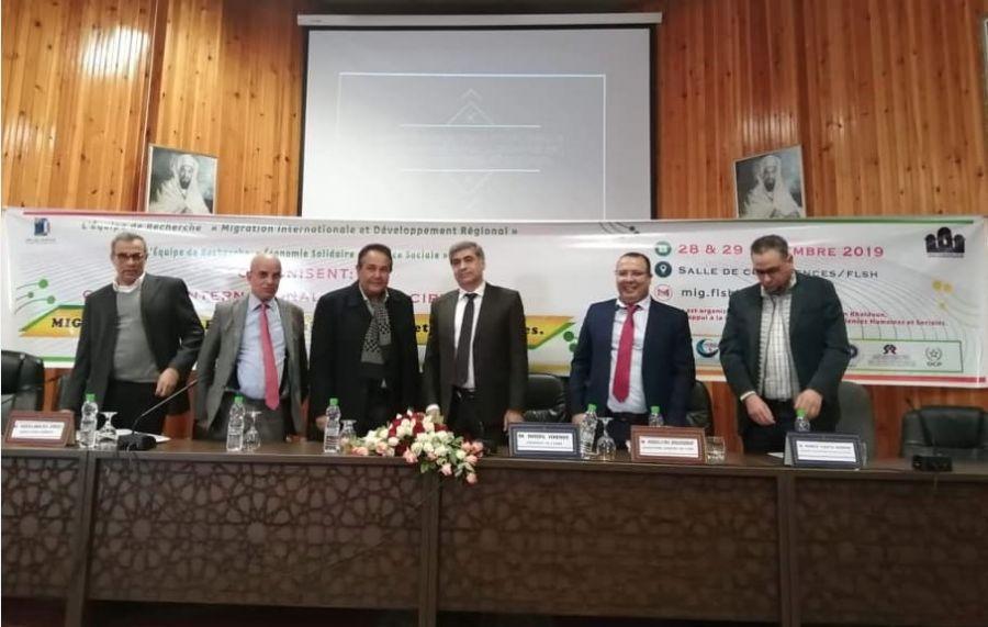 التوقيع على اتفاقية شراكة بين مجلس الجالية وجامعة بني ملال