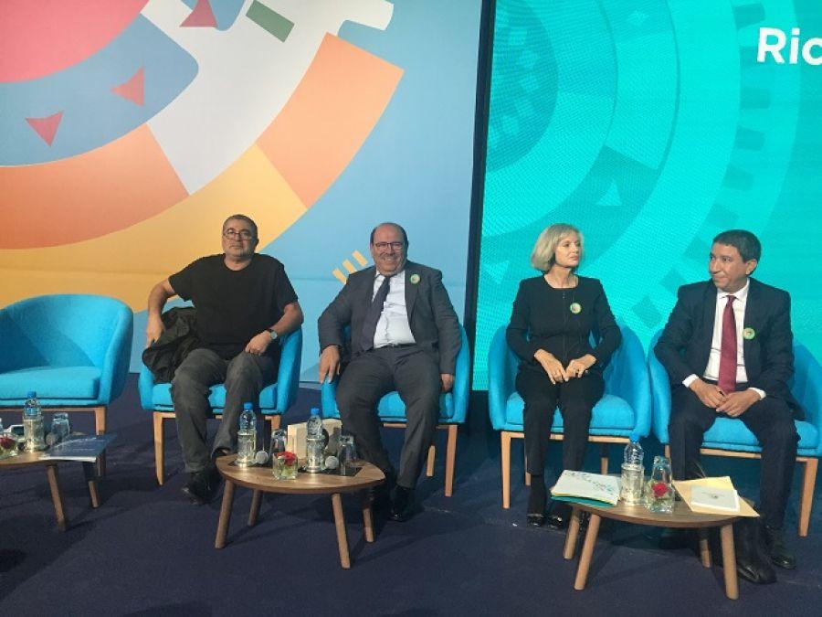 بوصوف: تثمين التعدد الثقافي رافعة لبناء صورة إيجابية عن المغرب في العالم