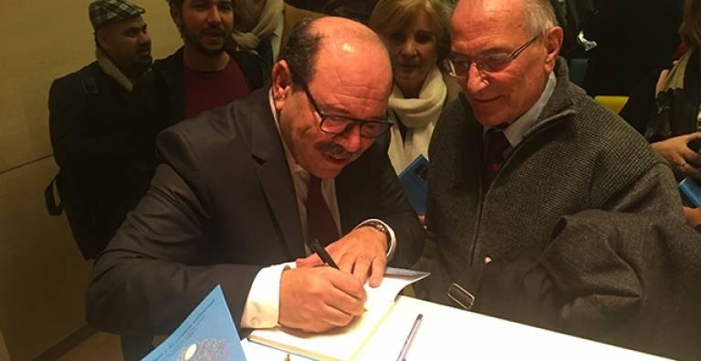 M. Boussouf : le vivre-ensemble peut faire face au racisme et à l'extrémisme