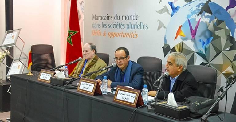 تقديم إصدار جديد بعنوان تدبير المغاربة للاختلاف