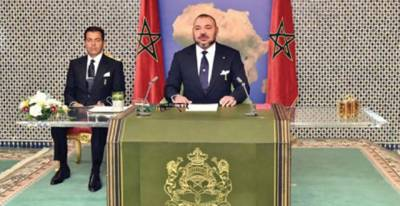 HM the King's Speech in Dakar on the occasion of the 41st anniversary of the Green March Anniversary