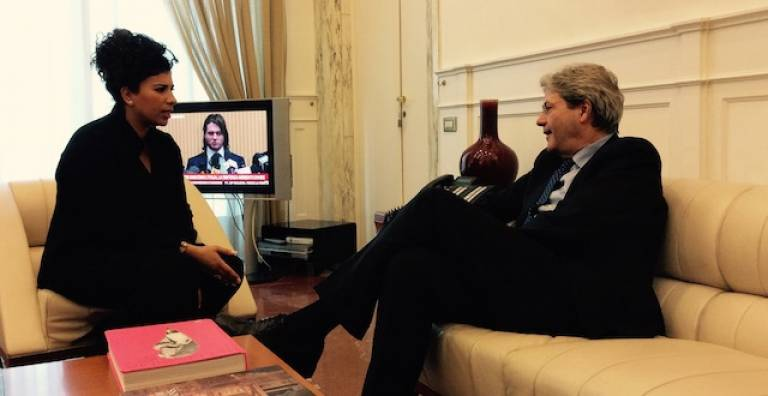 Interview  with Mr. Paolo Gentiloni, Italian Minister of Foreign Affairs and Cooperation