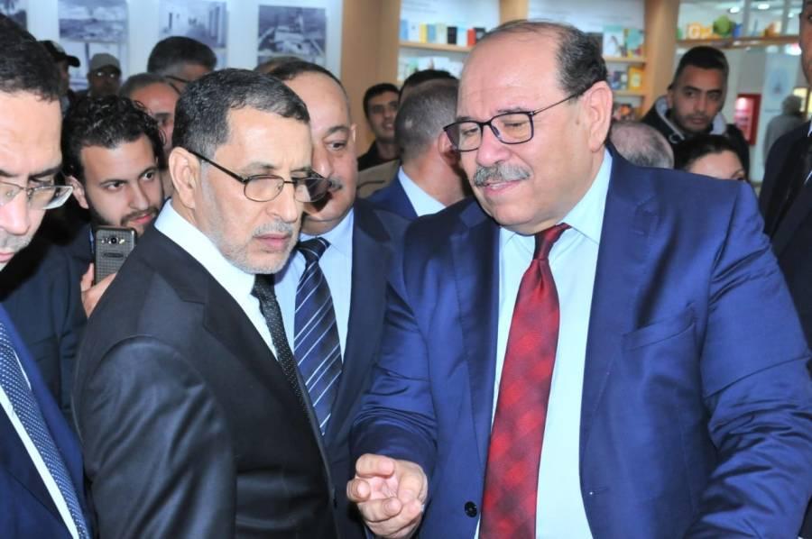 رئيس الحكومة يفتتح معرض الكتاب ويزور رواق مجلس الجالية المغربية بالخارج