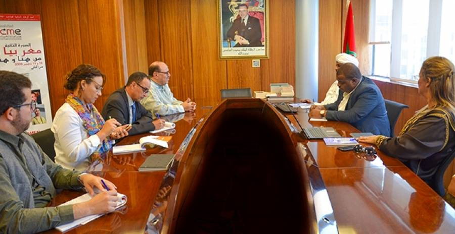 استعراض التجربتين المغربية والسودانية في تدبير قضايا المواطنين بالخارج