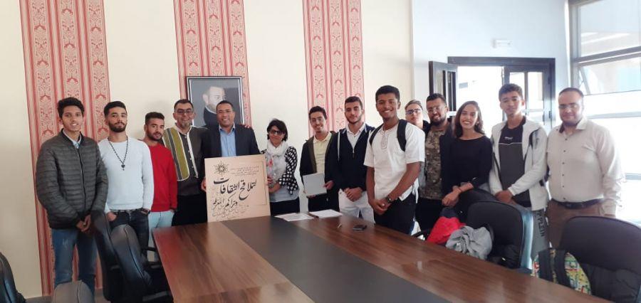مجلس الجالية المغربية بالخارج ضيف شرف معرض للكتاب بجهة الداخلة وادي الذهب