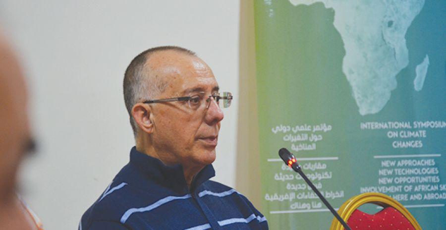 Condoléances suite au décès de M. Faouzi Lakhdar Ghazal