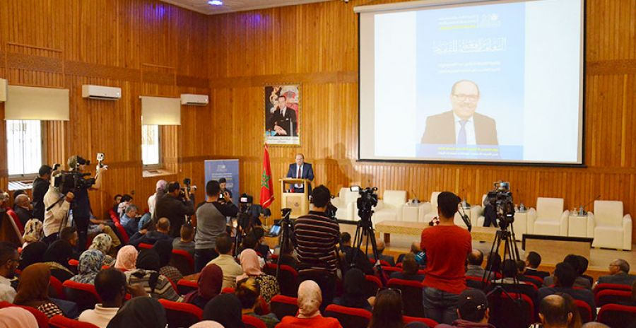 M. Boussouf : « innover pour transformer notre patrimoine immatériel en capital matériel »