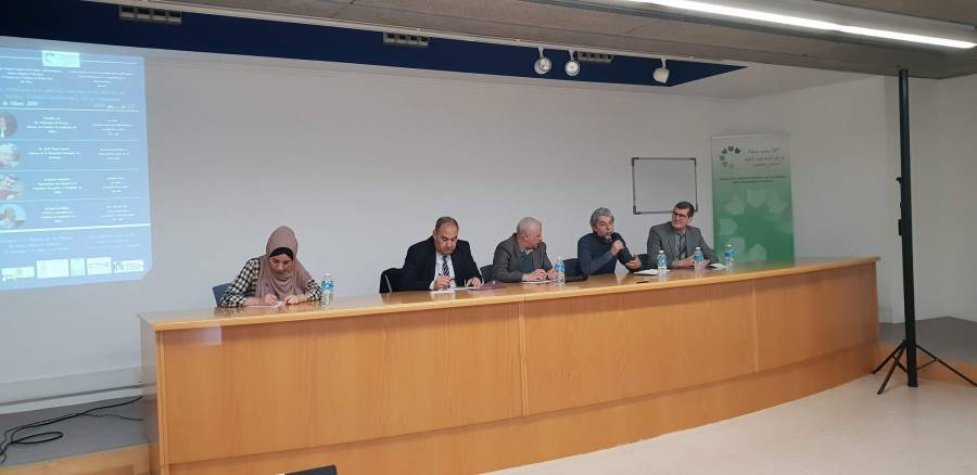 الدورة التكوينية السادسة لمعلمي اللغة العربية ببرشلونة