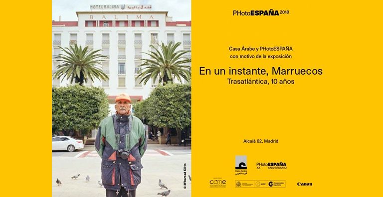 "Exhibition : ""Morocco, In an instant"" in Cordoba"
