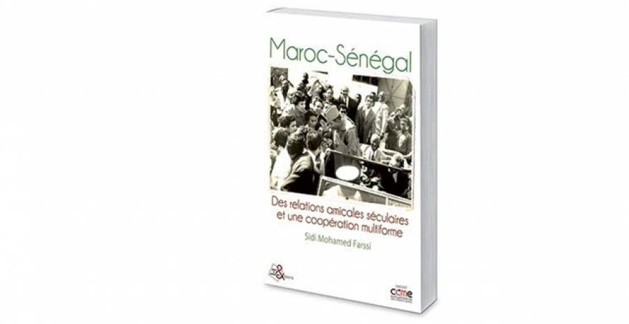 Book : The relations between Morocco and Senegal in the CCME library