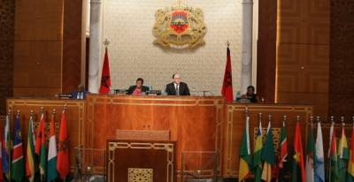 Rabat: the Union of African Parliaments backs the return of Morocco to the AU